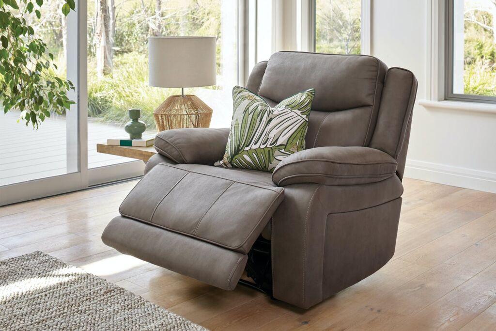 eyelash extension recliner chair